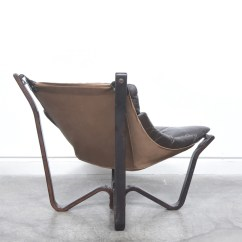 Canvas Sling Chair Pier One Bistro Table And Chairs Leather 43 By Hj Brunstad Chase Sorensen