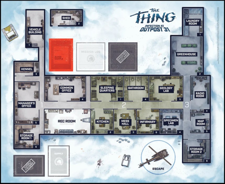 Image result for the thing at outpost 31