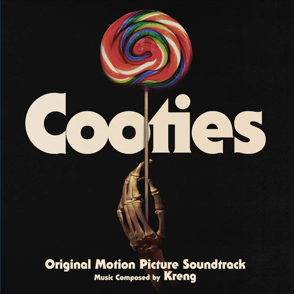 Cooties  Original Motion Picture Soundtrack Lp Mondo