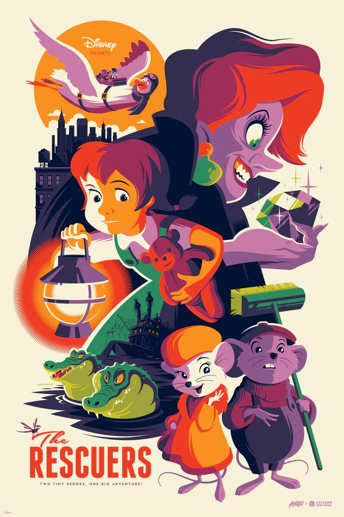 Gravity Falls Minimalist Wallpaper Mondo X Cyclops Print Works Print 26 The Rescuers By Tom