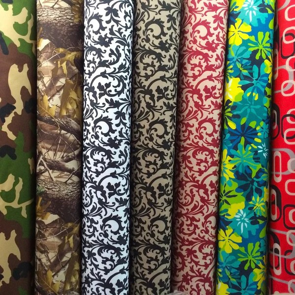 Waterproof Outdoor Canvas Fabric 499yard  60 Wide