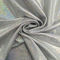 Scuba Chair Covers Wholesale Baseball Folding Chairs Nylon Spandex Hologram Dot Fabric 60