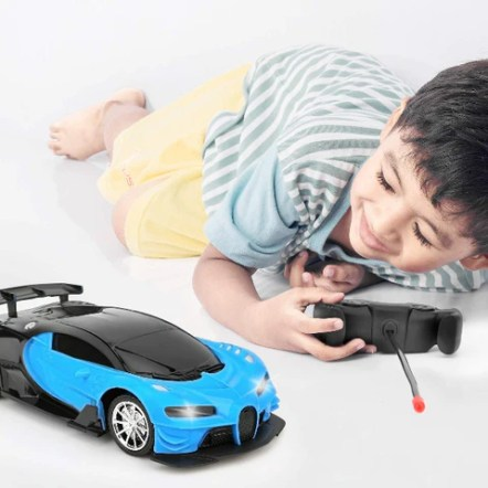 Remote Control Car For Kids - 1/16 Scale Electric RC Racing Cars