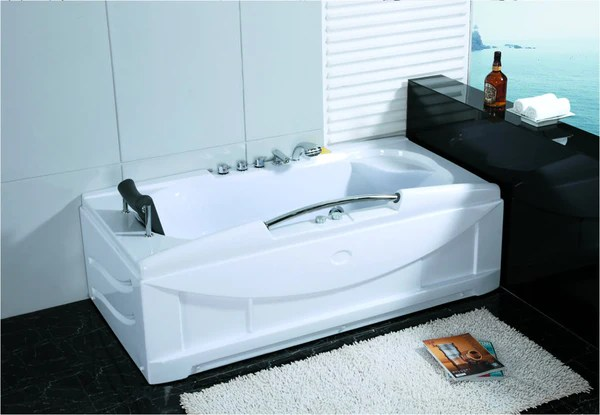 1 Person Whirlpool Jetted Hydrotherapy Bathtub Bath Tub Indoor 001A San Diego Factory Direct