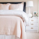 Classic Hemstitch White Duvet Cover Mintwood Home