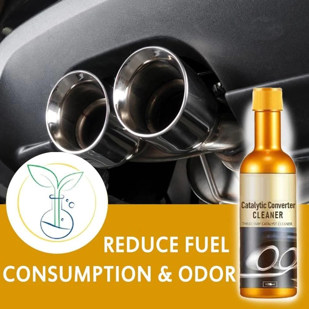 catalytic converter instant car exhaust
