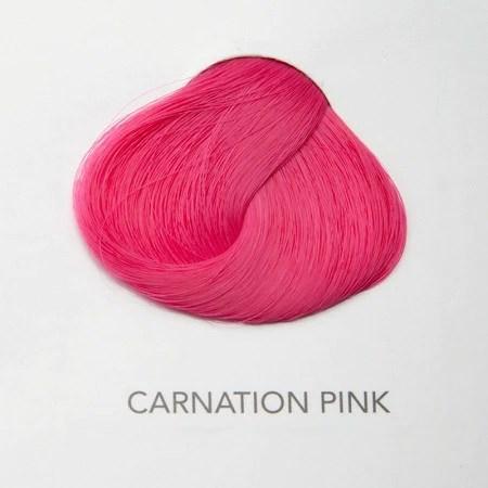directions carnation pink hair dye ramriot