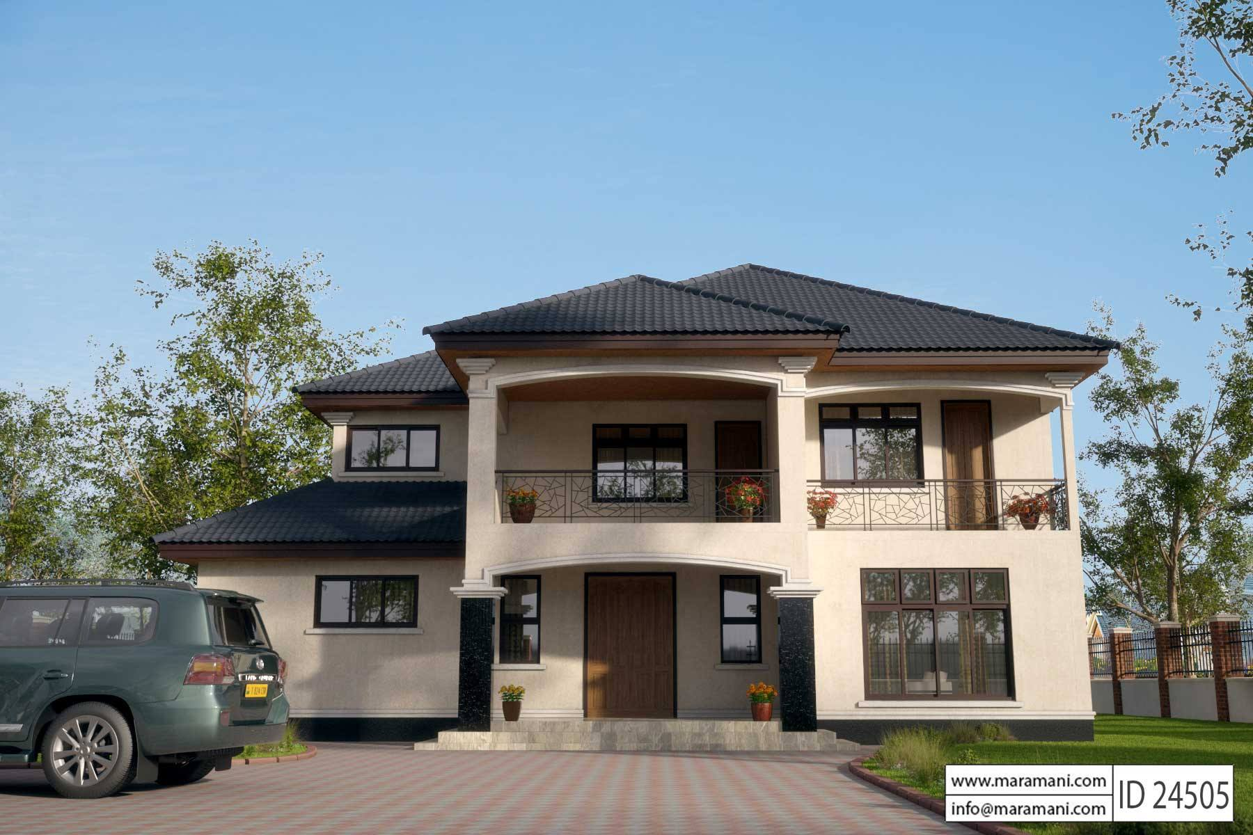 4 Bedroom House Plans South Africa