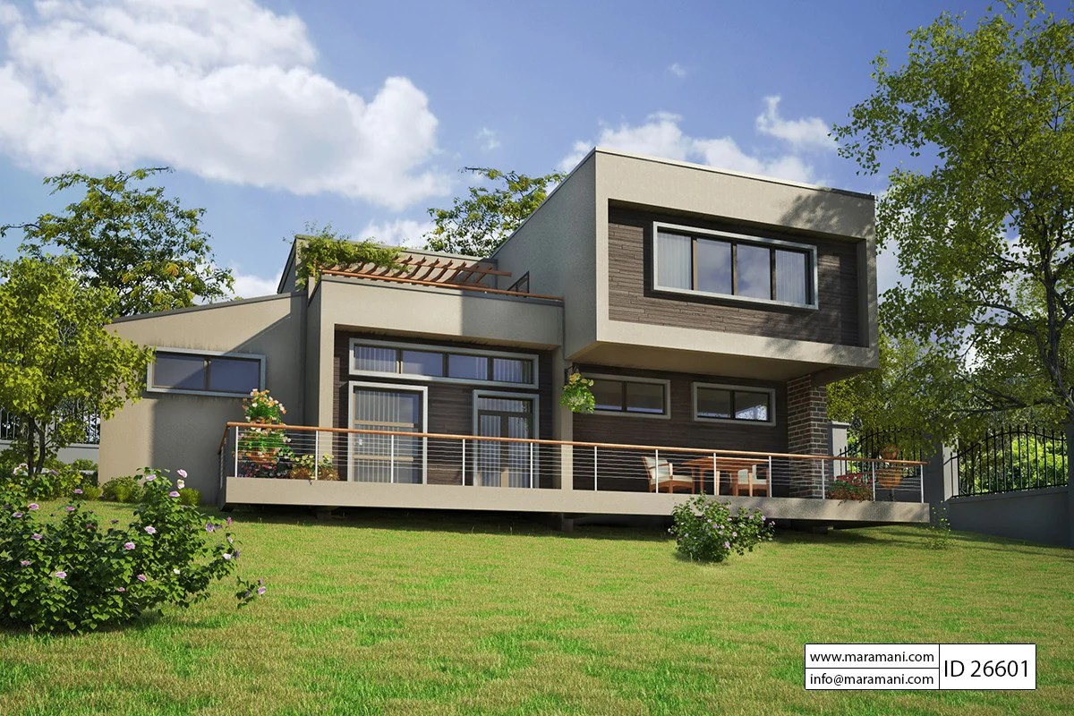 6 Bedroom House Plan  ID 26601  House Plans by Maramani