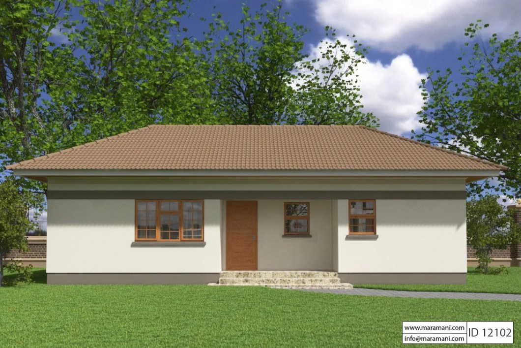perspective_2_4d3546e3-bac0-481a-b858-971e3a449d01 Small Bedroom House Designs South Africa on