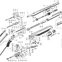 Winchester Model 94 Parts Diagram Control Panel Wiring Shotgun Get Free