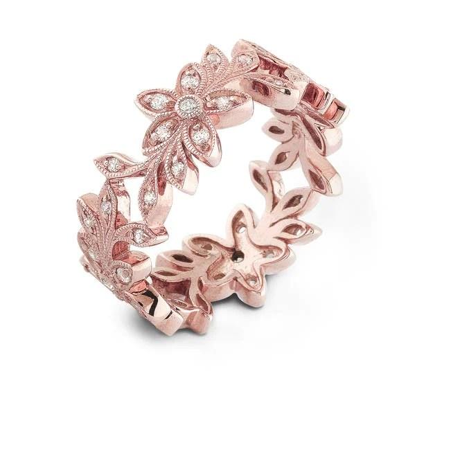 jolie designs stackable diamond
