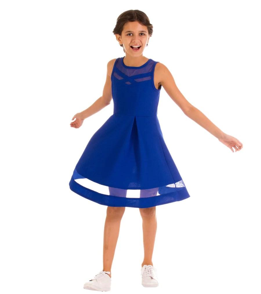 Girls Dresses Kids Bonnie Jean