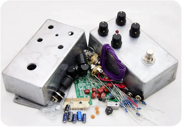 True Bypass Looper Volume Led Dpdt Switch Wiring Diagram