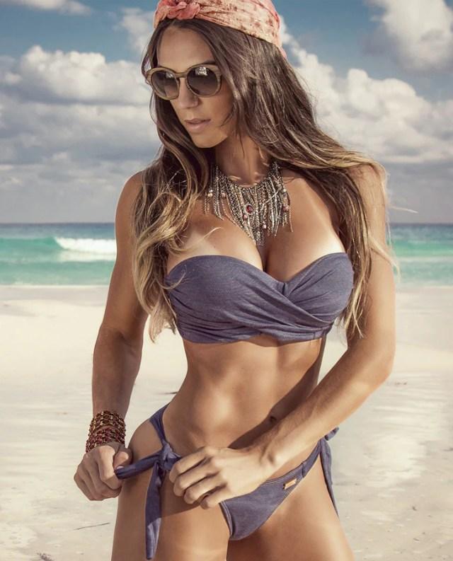 Isla Bonita Bikini Bad Girl Fitness