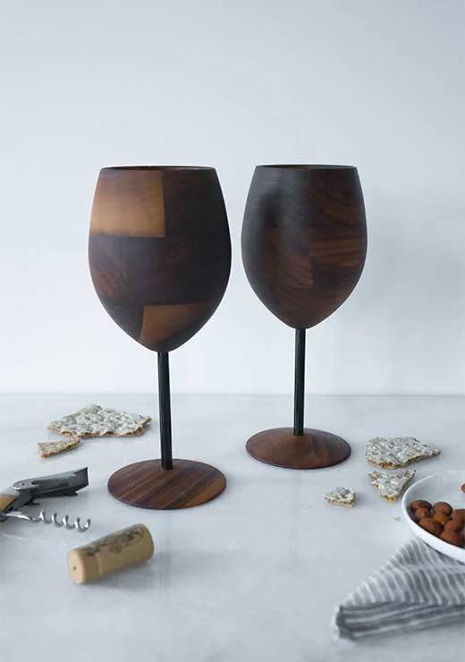 David Rasmussen Design Modern Wood Plates Trays