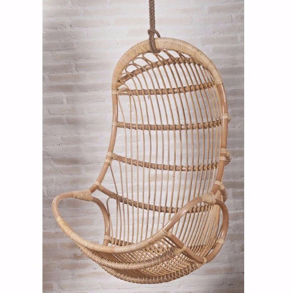 foldable lounge chair high philippines sandra hanging rattan swing with cushion – hemma online furniture store singapore