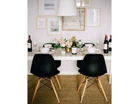 black eames chair wicker garden armchair uk replica hemma online furniture store singapore