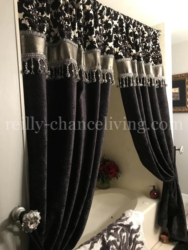shower curtain decor cheaper than