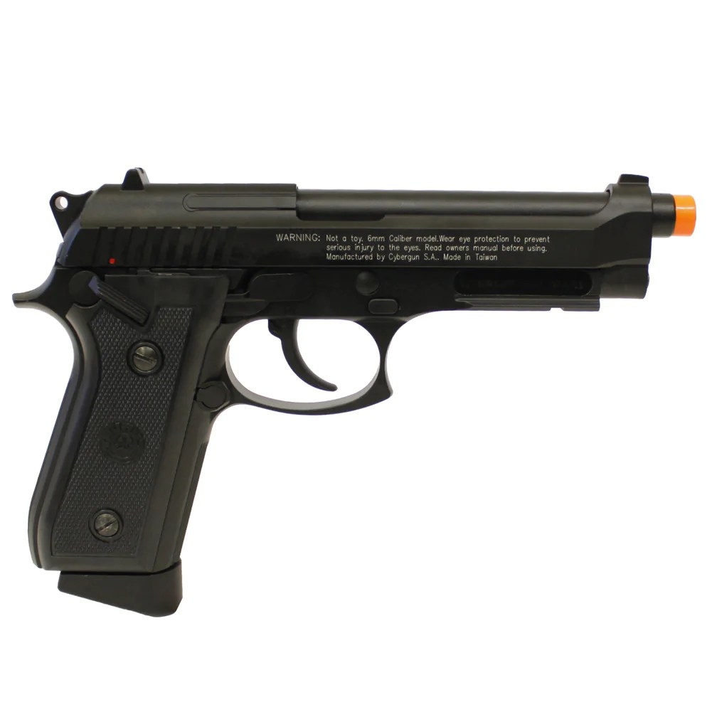 small resolution of taurus full metal pt99 co2 gas blow back full auto m9 airsoft gun
