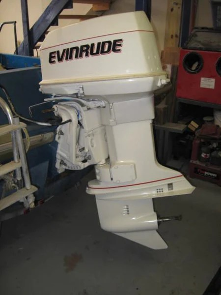 1997 Evinrude Engine Diagram