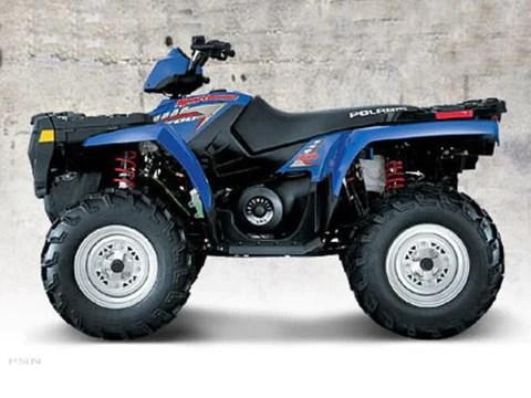 2002 2003 Polaris Sportsman 600 & 700 Twin ATV Service