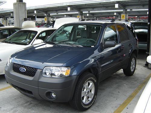 2001 Ford Escape Diagrams