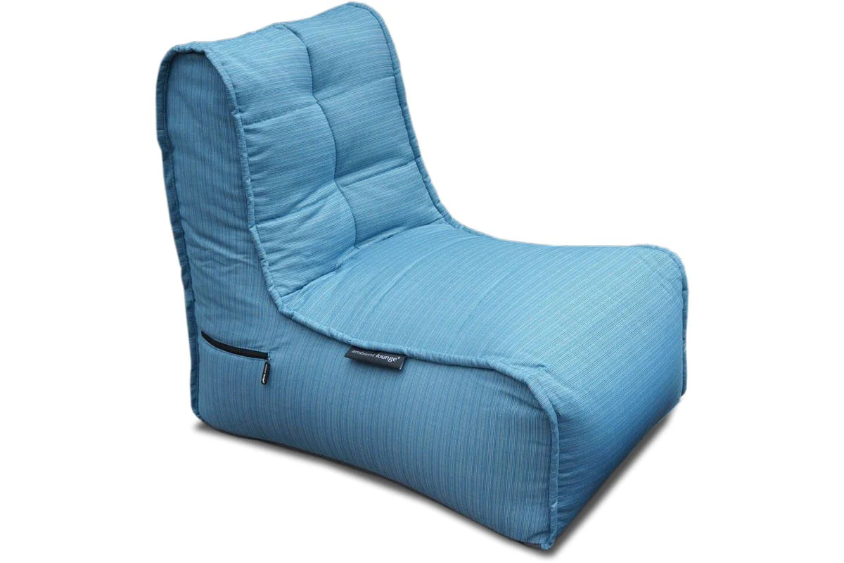 Where Can I Buy A Bean Bag Chair Evolution Sofa Deluxe Bean Bag In Oceana In Outdoor