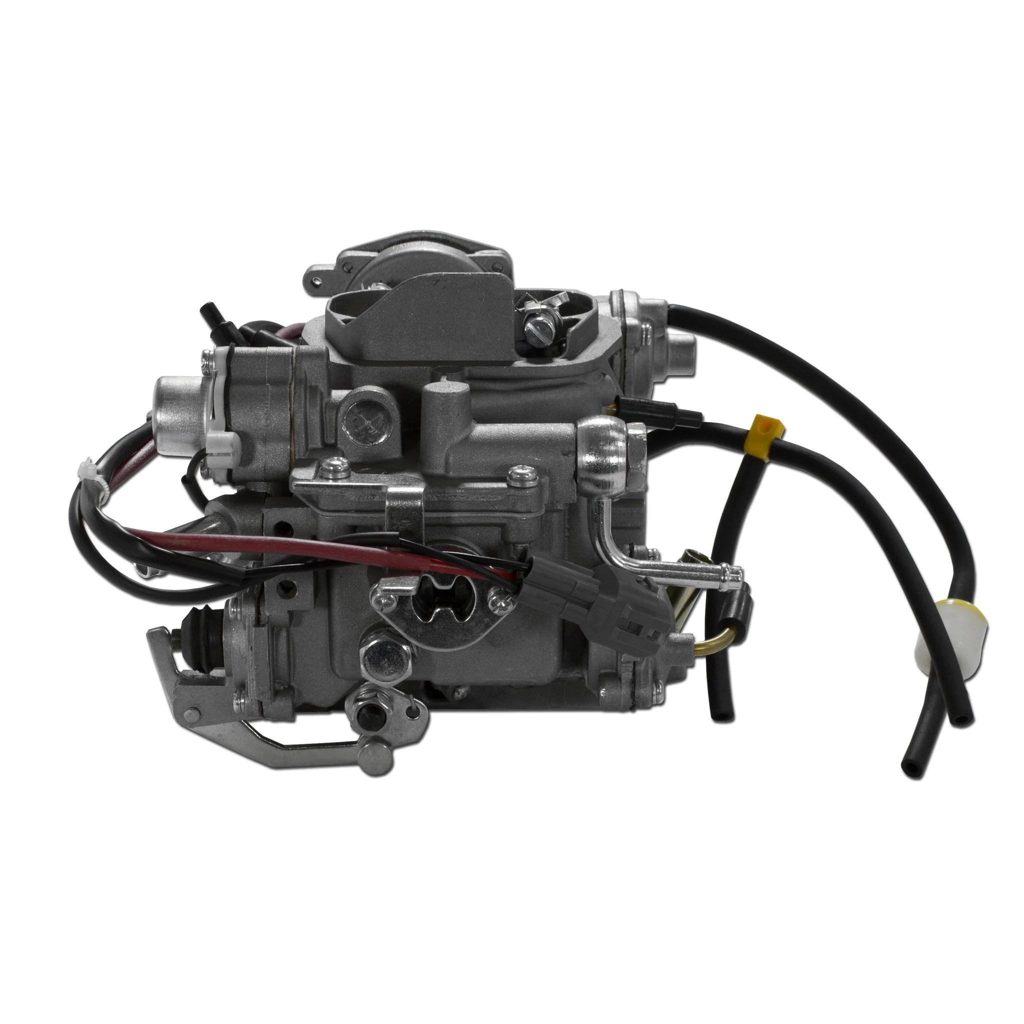 medium resolution of  toyota 22r carburetor carb electric choke model 1 21100 35463c