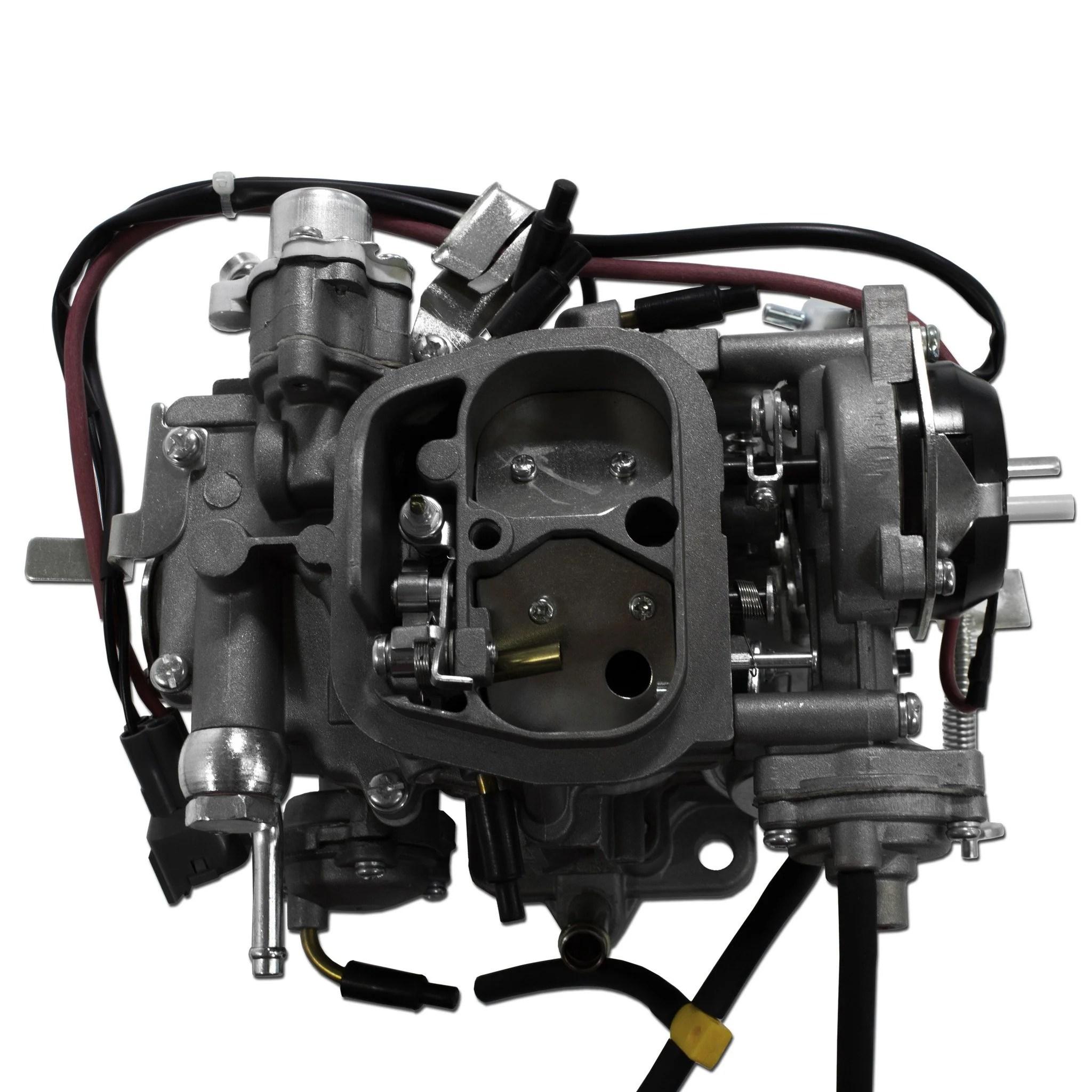 hight resolution of  toyota 22r carburetor carb electric choke model 1 21100 35463c