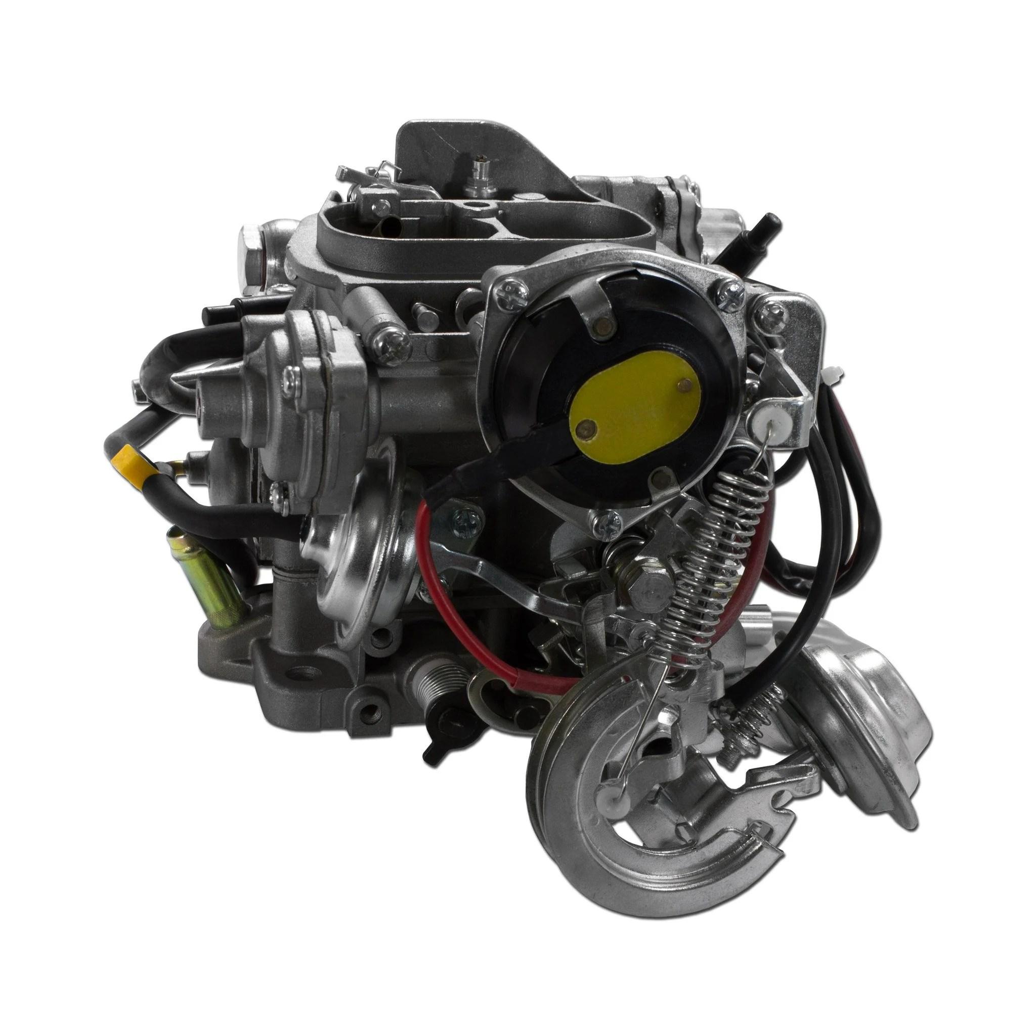 small resolution of  toyota 22r carburetor carb electric choke model 2 21100 35520c