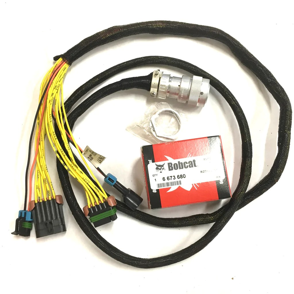 hight resolution of bobcat 7 pin connector wiring diagram online wiring diagram