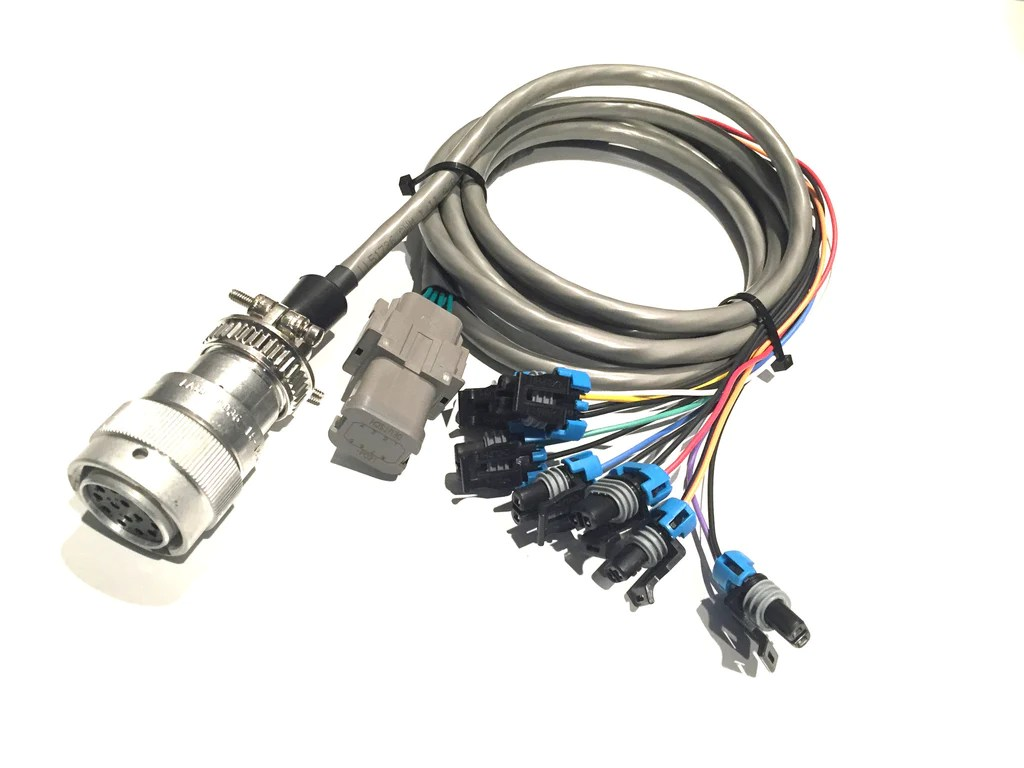 bobcat wiring harnes adapter [ 1024 x 768 Pixel ]