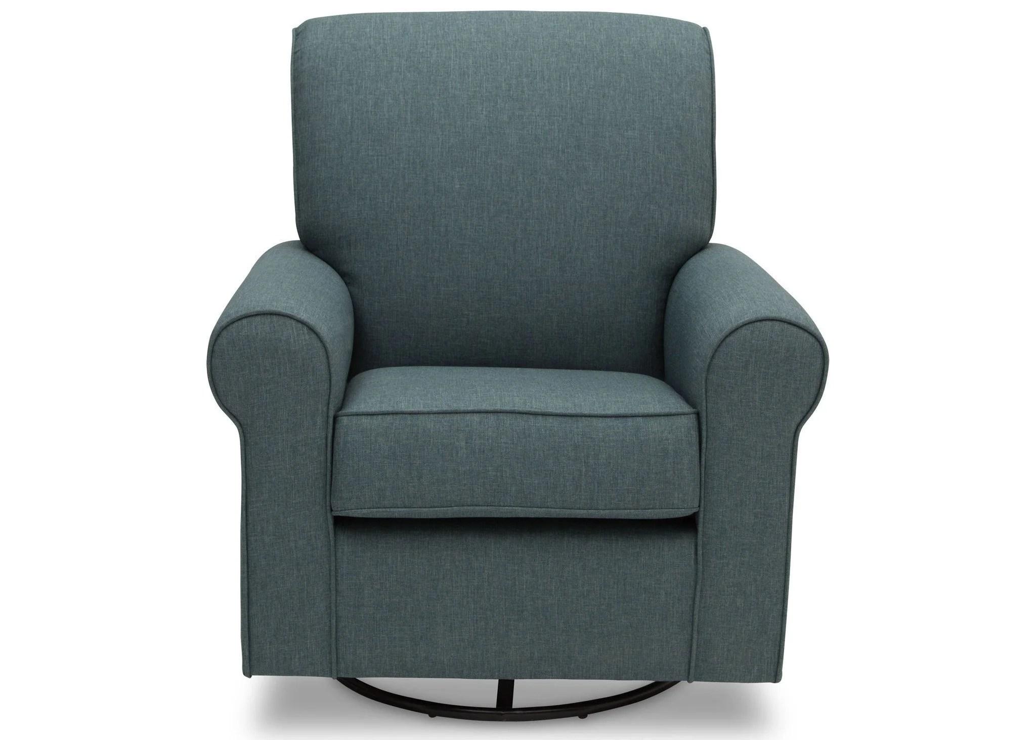 delta avery nursery glider chair grey modway office parts upholstered children