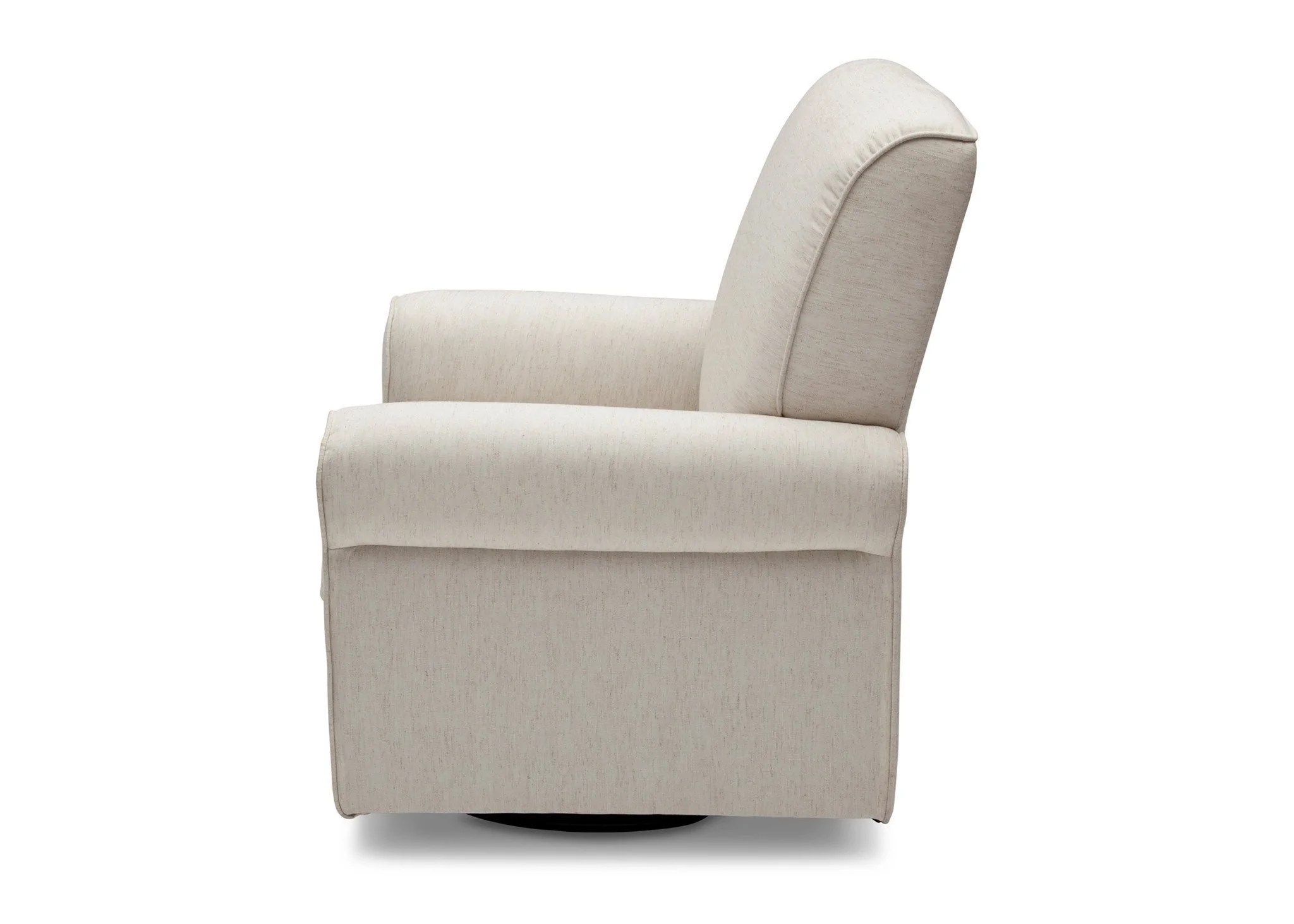 delta avery nursery glider chair grey costco lawn chairs upholstered children