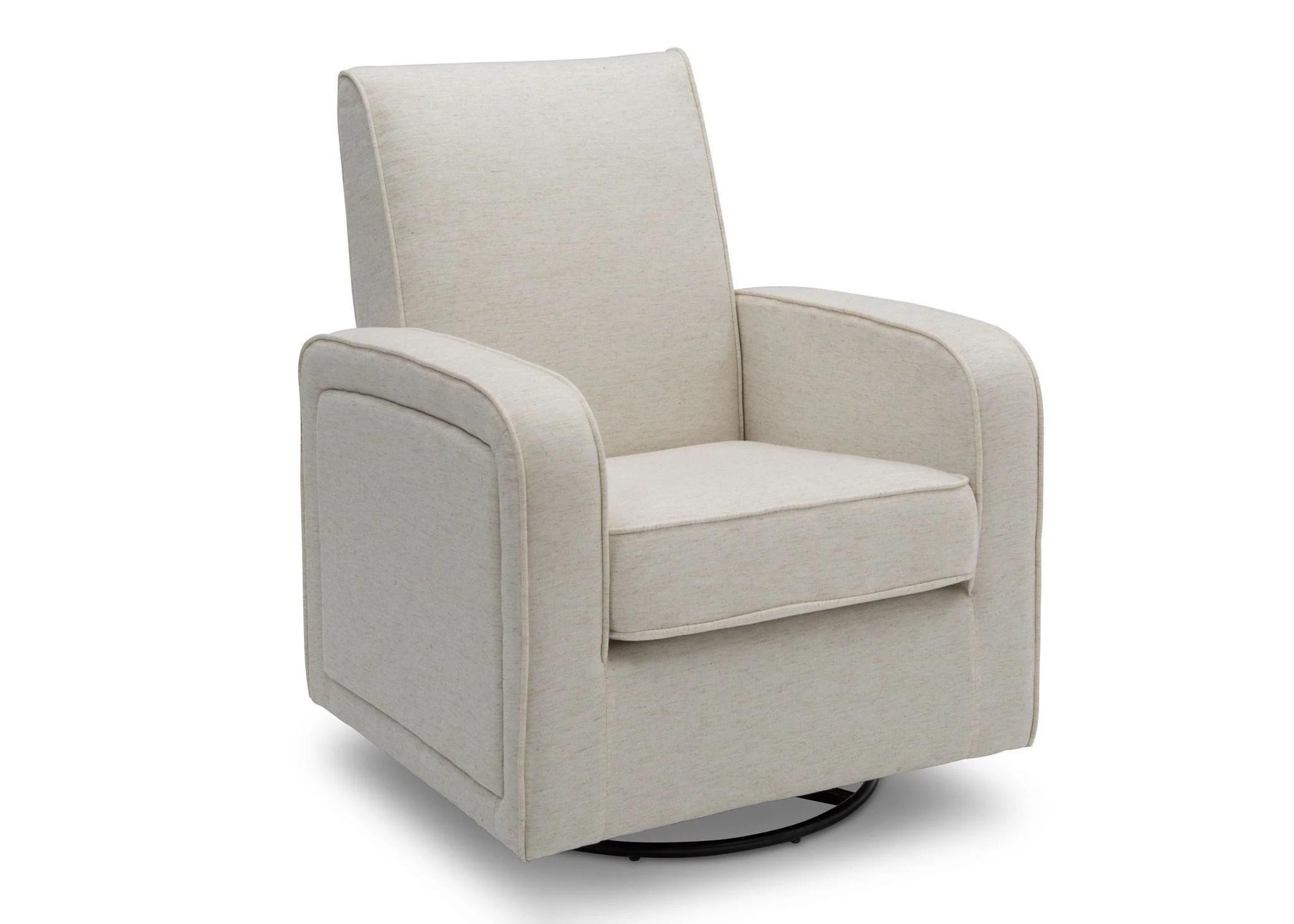 swivel chair child nice covers charlotte nursery glider rocker delta children
