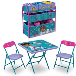 Doc Mcstuffin Chair Leather Tufted Mcstuffins Playroom Solution Delta Children Style 1 Collection View A1a