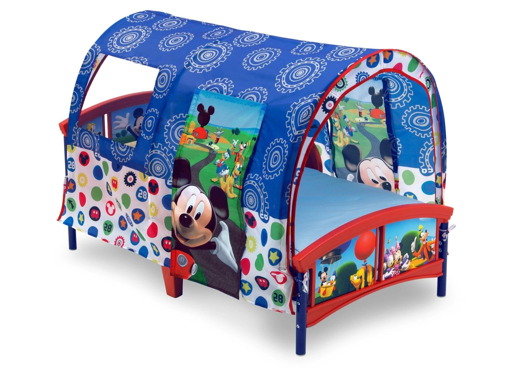 Mickey Mouse Toddler Tent Bed Delta Children