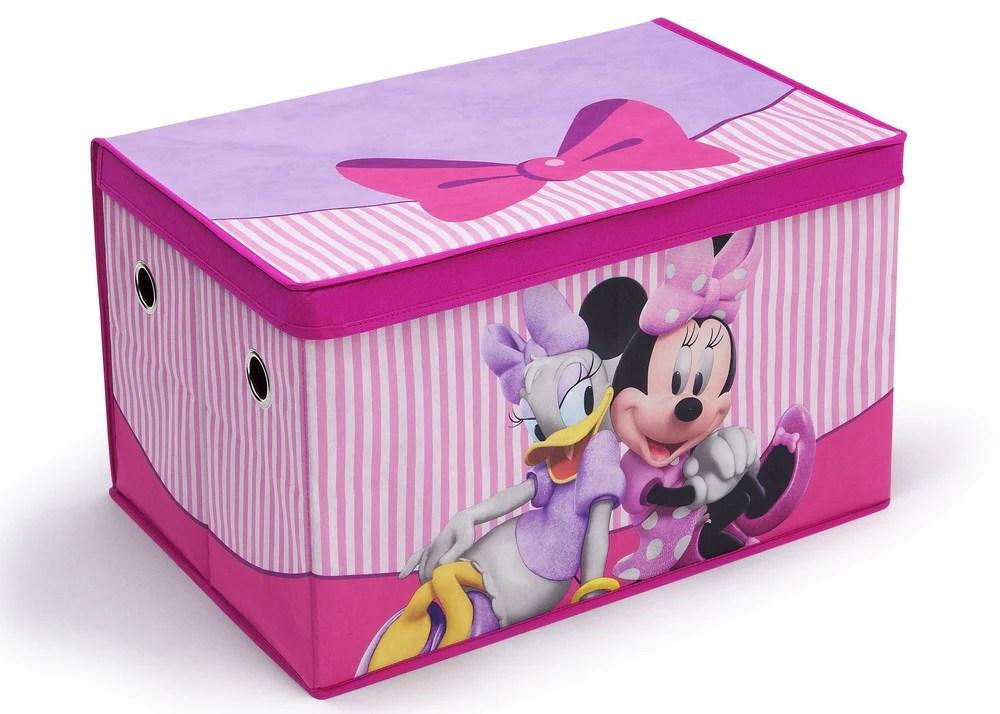 Minnie Mouse Toy Box Delta Children