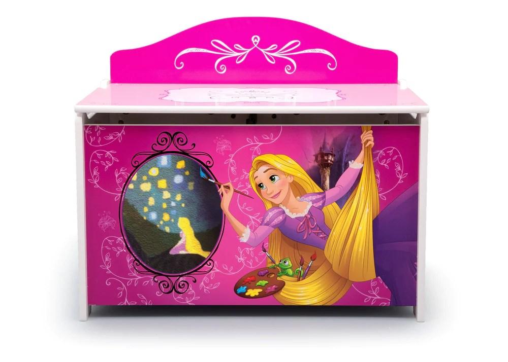 Princess Deluxe Toy Box Delta Children