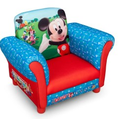 Mickey Mouse Clubhouse Chair Covers Rental Toronto Upholstered Delta Children