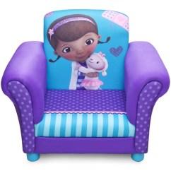 Doc Mcstuffin Chair Kd Smart Manual Mcstuffins Upholstered Delta Children Front View