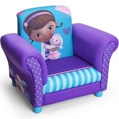 Doc Mcstuffins Chair Smyths For Kid Desk Upholstered Delta Children