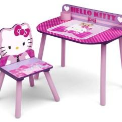 Hello Kitty Desk Chair Trampoline Amazon And Set Delta Children