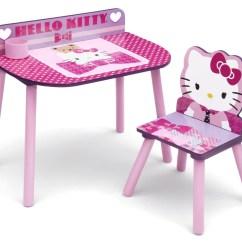 Hello Kitty Desk Chair Helicopter Accessories Set Delta Children