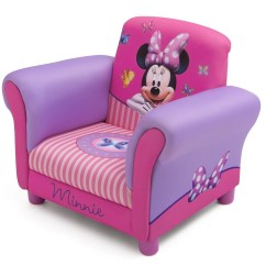 Minnie Mouse Upholstered Chair Adirondack Chairs Target Australia Delta Children