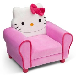 Hello Kitty Desk Chair Duck Hunting Blind Upholstered Delta Children