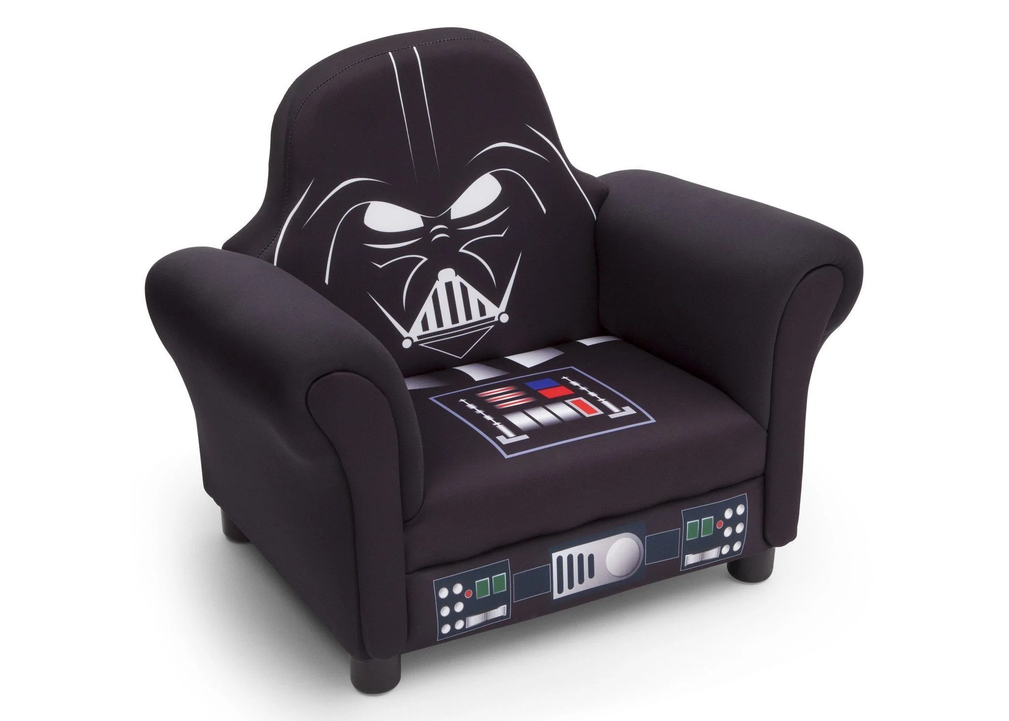 Star Wars Chairs Star Wars Deluxe Upholstered Chair Darth Vader Delta