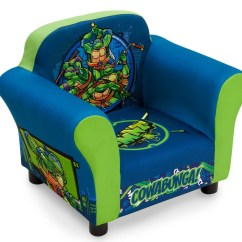 Ninja Turtles Chair Covers In Ivory Ba Teenage Mutant Toddler Bed For Delta