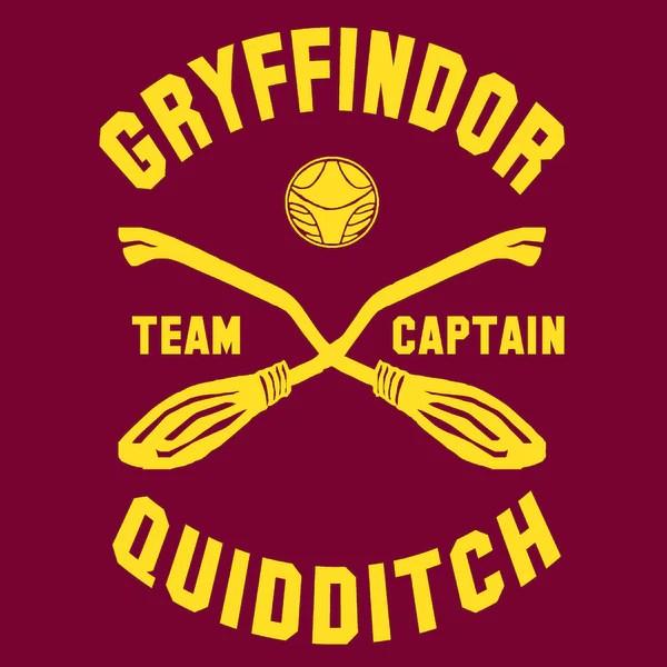 Gryffindor Quidditch – CENTRAL T SHIRTS